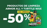 Productos Armon all y Turttle Wax