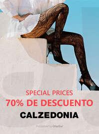Special prices. Hasta 70% de descuento