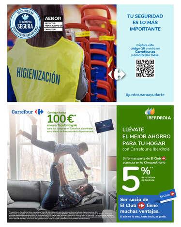 Querido Sandalias una vez  Catálogo de ofertas de Carrefour en Dos Hermanas - Ofertia
