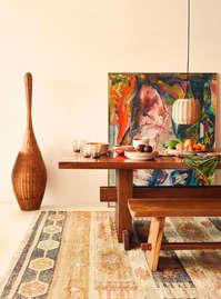 Una casa artesanal