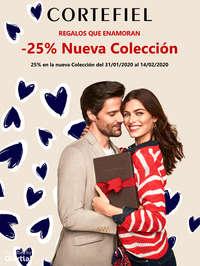 -25% en la Nueva Colección