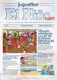 El Niño Tudei 😄