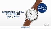 Cambiamos la pila de tu reloj 🔧
