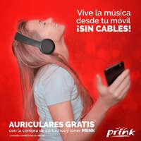Vive la música desde tu móvil ¡Sin cables!