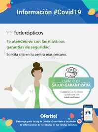Información Federopticos #covid19