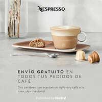 Envío gratuito en todos tus pedidos de café