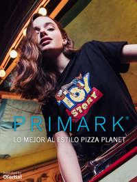 Lo mejor al estilo Pizza Planet