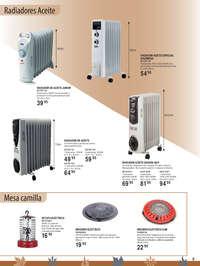 Calefacción y poda 2020