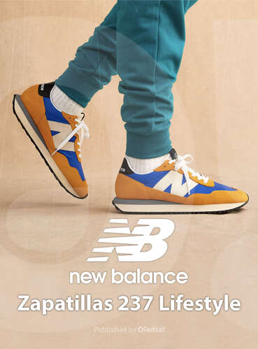 Zapatillas 237 Lifestyle- Page 1