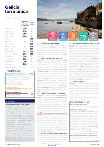 Circuitos centro sur 2020- Page 1