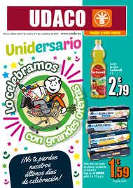 Unidersario - Lo celebramos con grandes ofertas