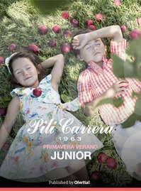 Colección junior primavera-verano 2020