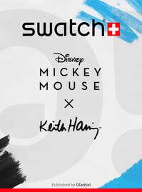 Keith H x Mickey
