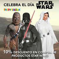 Celebra el día Star Wars