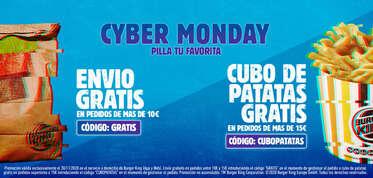 Cyber Monday ¡pilla tu favorita!- Page 1