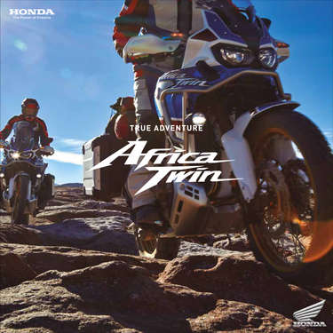 Africa Twin 2018- Page 1