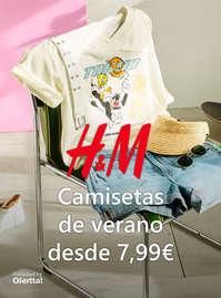 Camisetas de verano desde 7,99€