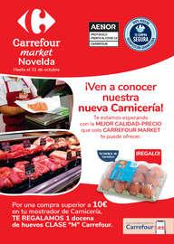 Carrefour Market Novelda