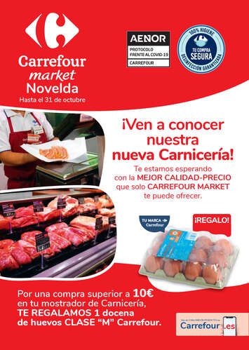 Carrefour Market Novelda- Page 1