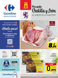 Nos gusta Castilla y León, el sabor de lo nuestro