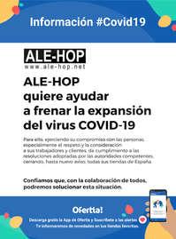 Información Ale-Hop #Covid19