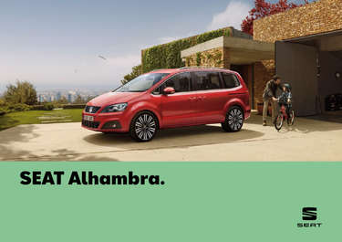 Nuevo SEAT Alhambra- Page 1