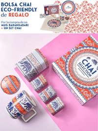Bolsa Chai eco-friendly de regalo