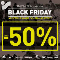 Black Friday hasta con -50%