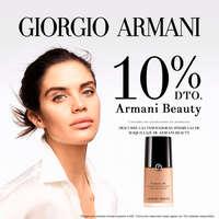 10% en Armani Beauty