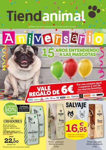 Aniversario 15 años atendiendo a tus mascotas- Page 1