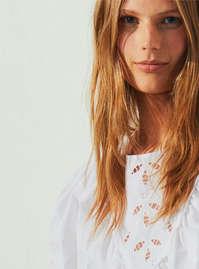 Nueva edición blusa blanca
