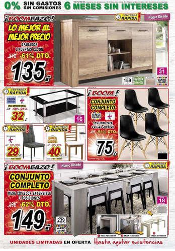 muebles el congost martorell boom sillas oficina precios