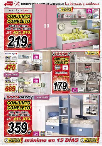 Ofertas de Muebles BOOM- Page 1