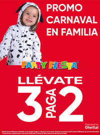 Carnaval en Familia