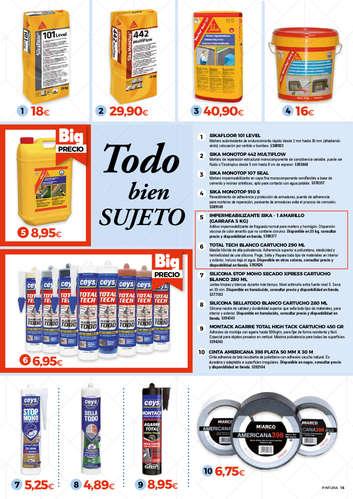 Folleto Ferretería- Page 1