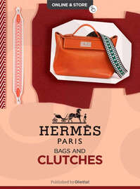 Hermes bags and clutches