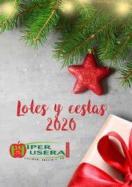 Lotes y cestas 2020