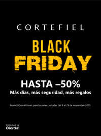Black Friday hasta -50%