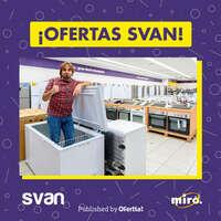 ¡Ofertas Svan!