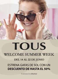 Welcome Summer Week