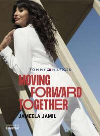 Moving forward together - Jameela Jamil