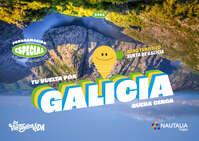 Tu vuelta por Galicia queda cerca