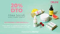 20% dto en Alma Secret ✨