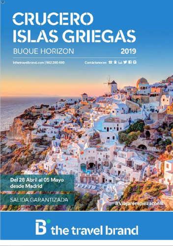 Cruceros Islas Griegas 2019- Page 1