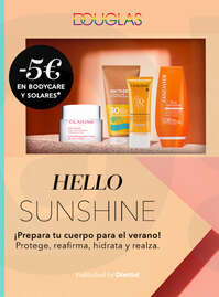Hello Sunshine ☀️ ¡prepara tu cuerpo para el verano!