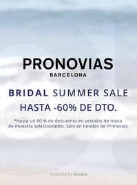 Bridal Summer Sale