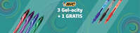 3 Gel-ocity + 1 GRATIS