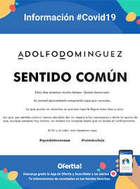 Información Adolfo Dominguez #Covid19