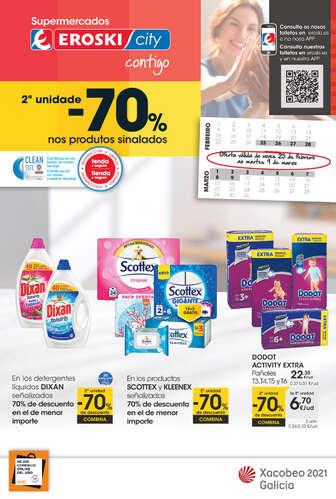 - 2ª unidade -70% nos produtos sinalados -- Page 1