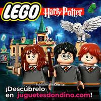 Lego x Harry Potter, descubre más en Don Dino